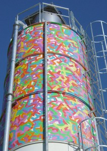 silo decoration